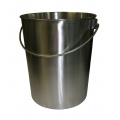 Bucket Stainless Steel 265 x 310 mm