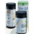 VET-9 Urine Reagent Strips (pk of 100)