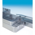 CBM Perforated Sheet Basket Stainless Steel 240 x 240 x 70