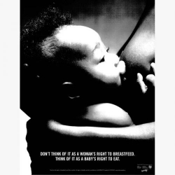 A WOMAN'S RIGHT TO BREASTFEED