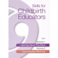 SKILLS FOR CHILDBIRTH EDUCATORS DVD PAL