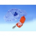 ADSAFE™ PLUS CPR FACE SHIELD